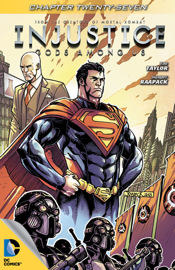 Injustice: Gods Among Us #27 book