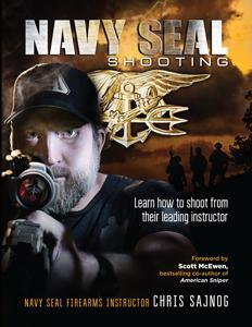 Navy SEAL Shooting Copertina del libro