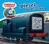 Thomas  Friends Diesel The Naughty Engine