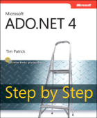 Microsoft® ADO.NET 4 Step by Step