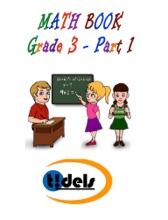 Math Book Grade 3 - Part 1