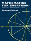 Mathematics For Everyman