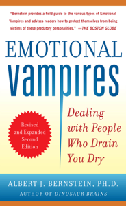 Emotional Vampires: Dealing with People Who Drain You Dry Copertina del libro
