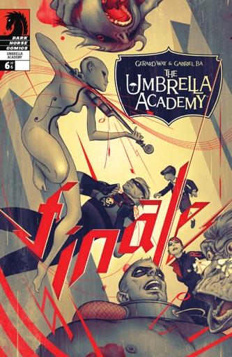 The Umbrella Academy: Apocalypse Suite #6 - Gerard Way