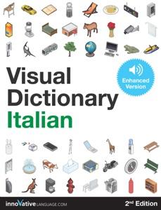 Visual Dictionary Italian (Enhanced Version) Book Cover