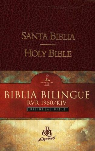 Casiodoro de Reina & King James - Biblia Bilingüe (Español - Inglés): Parallel Bible (Spanish - English)