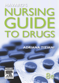 Havard's Nursing Guide to Drugs book