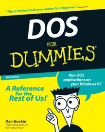 DOS For Dummies - Dan Gookin