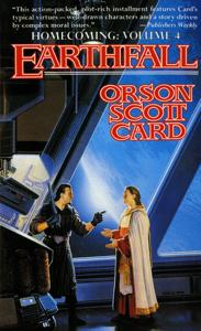 Earthfall Book Cover