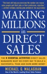 Making Millions In Direct Sales The 8 Essential Activities Direct Sales Managers Must Do Every Day To Build A Successful Team And Earn More Money