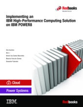 Implementing An IBM High-Performance Computing Solution On IBM POWER8
