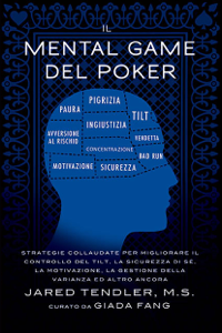 Il Mental Game Del Poker Libro Cover