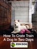 How To Crate Train A Dog In Two Days