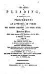 A Treatise On Pleading And Parties To Actions - Vol II