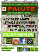 PAIUTE ATV TRAIL MAP eBOOK