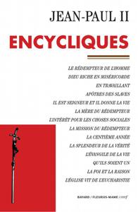 Encycliques La couverture du livre martien
