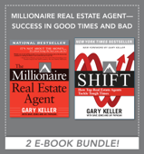 Millionaire Real Estate Agent - Success in Good Times and Bad (EBOOK BUNDLE)