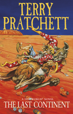 Terry Pratchett - The Last Continent book