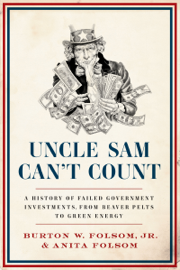 Uncle Sam Can't Count book