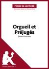 Orgueil Et Prjugs De Jane Austen Fiche De Lecture