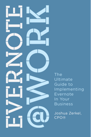 Evernote at Work book