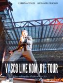Vasco Live Kom .015 Tour Book Cover