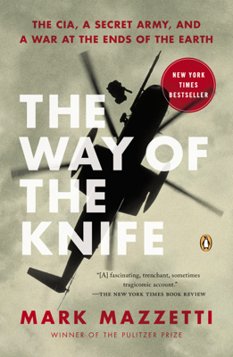 The Way of the Knife - Mark Mazzetti book