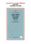 vol.1 T. Long cushion 2C collect & Umbrella System