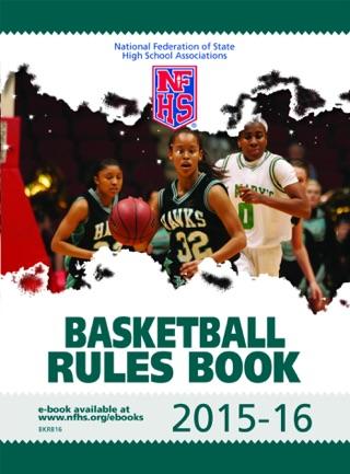 Nfhs Basketball Rule Book
