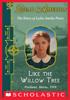 Lois Lowry - Like the Willow Tree artwork