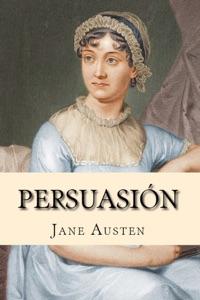 Persuasión Book Cover