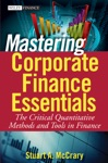 Mastering Corporate Finance Essentials