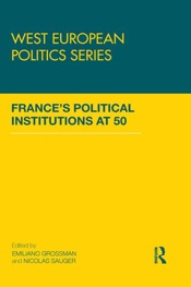 Download France's Political Institutions at 50