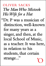 The Man Who Mistook His Wife for a Hat: And Other Clinical Tales book