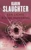 Karin Slaughter - Een lichte koude huivering kunstwerk
