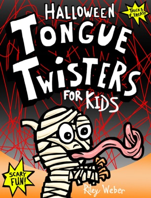 Halloween Tongue Twisters for Kids