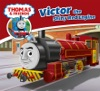 Thomas  Friends Victor The Shiny Red Engine