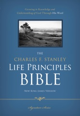 NKJV, The Charles F. Stanley Life Principles Bible, eBook