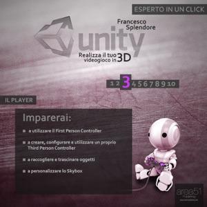 Unity: realizza il tuo videogioco in 3D. Livello 4 Book Cover