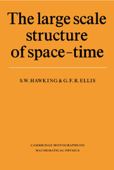 The Large Scale Structure of Space-Time Book Cover