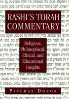 Pinchas Doron - Rashi's Torah Commentary artwork