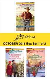 Download and Read Online Love Inspired October 2015 - Box Set 1 of 2