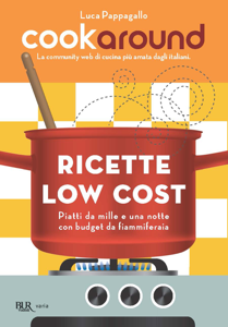 Ricette low cost Libro Cover