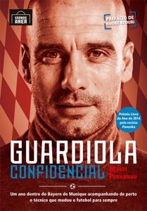 Guardiola confidencial Book Cover