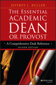 The Essential Academic Dean or Provost