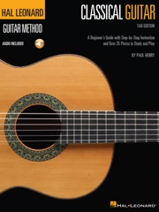 Hal Leonard Classical Guitar Method (Tab Edition)