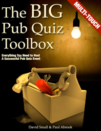 The BIG Pub Quiz Toolbox (Interactive Edition)