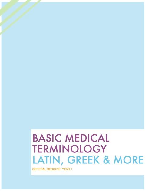 Basic Medical Terminology by Anna Onderkova on Apple Books