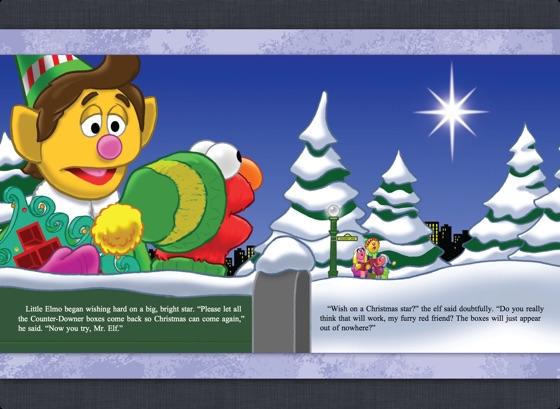 Christmas Counter.Elmo S Christmas Countdown Sesame Street