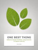 Reflective Student Portfolios: Using Evernote to Capture Learning